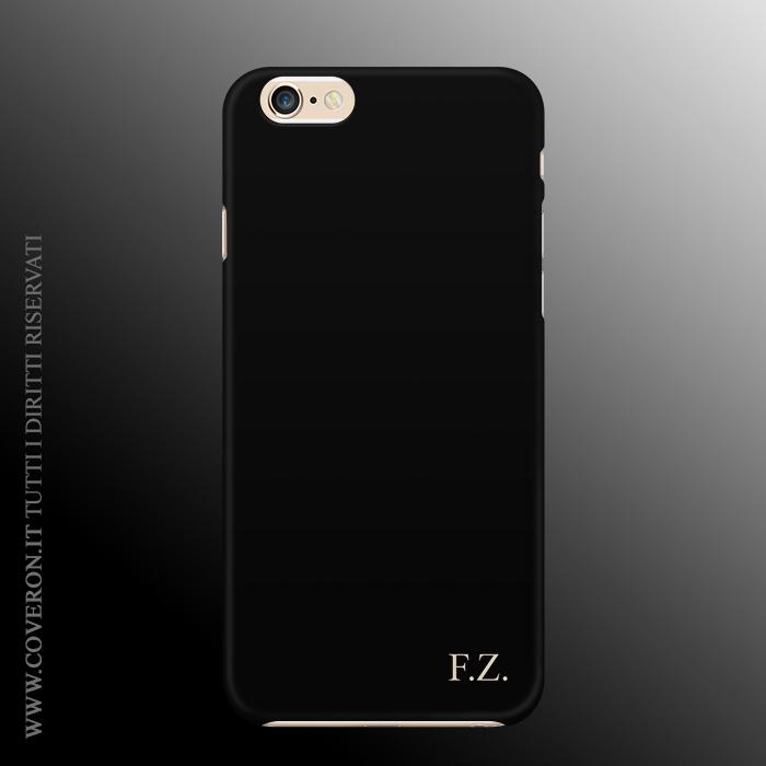 cover iphone x personalizzate iniziali