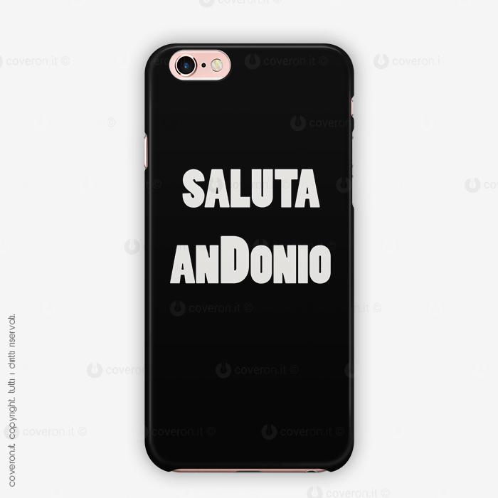 Cover Saluta Andonio CLASSIC BALCK