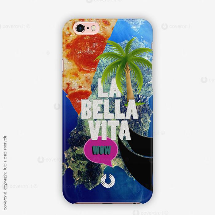 Cover Saluta Andonio LA BELLA VITA, VELE E PIZZA WOW